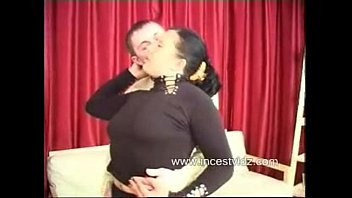 sister angry son fuck his Sloppy dining at the hungry hole6