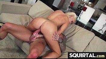 orgasm eye she rolls Exxxtrasmall vs big cock