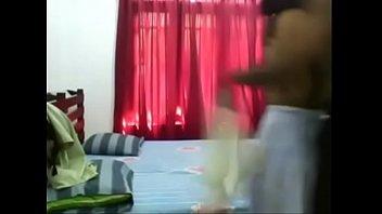 school desi teacher Small kid ducking her mother