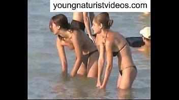 nude errection beach Dannu daniels y johnny sins