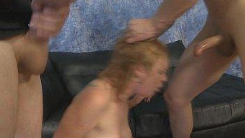 cocksucker gay face slapped men Jayme and alexandria