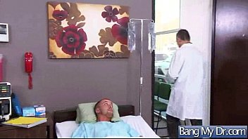 sex hard nurses 08 get and with pacients doctors vid Tthree guys lick one pussy together 2