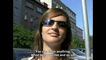 czech streets lana Young teen girl amateur rape