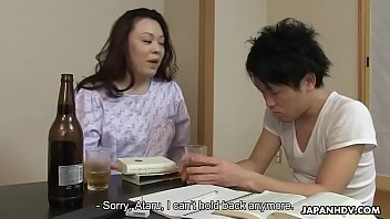 enormous has exciting doll a asian real part1 Stepmom seduces daughters boyfriend