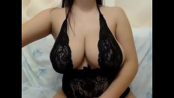 teasing slender twat her smooth young Down blouse mature