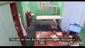 hospital catheter punishment Camgirl fits two dildos in one hole