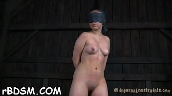chastity torture in cage Very small tiny daughter