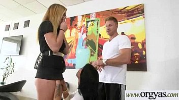 sex wakes horny boyfriend gay for teen up Salma hayek nude