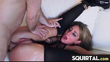 juice pussy cremy Blonde babe amature strips