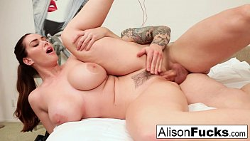tyler fucked kitche the alison in Women jerking french