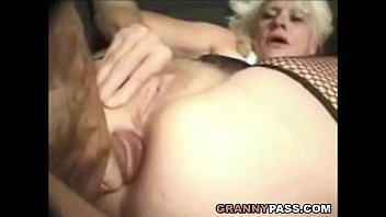 3some anal granny Guy kitchen pussy lick mature