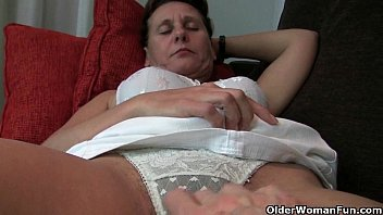 blonde hairy granny Video sex hot