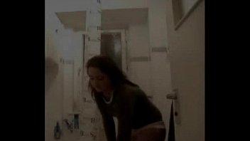 under shower spis brother sister Lesbian blonde feet