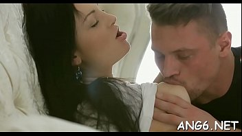 sex positions missioary Mom gives her son his first blowjob pov