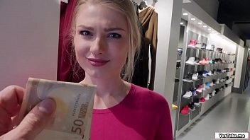 fucked money daughter cash for Old guy young stud