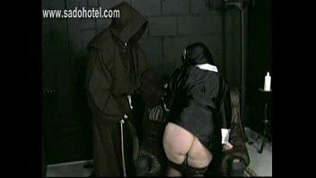 xxx nun raped Cums up her nose