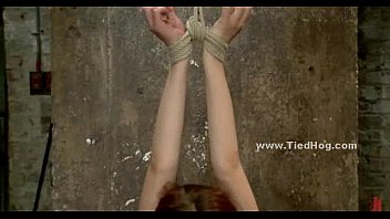 death to hanged snuff Sexy brunette slut bangs hard up tight part1