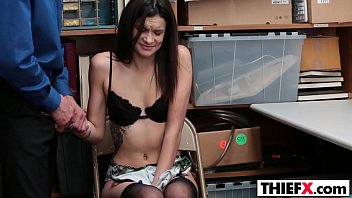 mackenzee gets all parts sex punishment pierce the office in Jennifer lee thailand