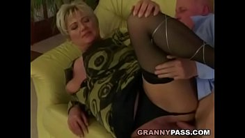 by pussy grandpa sexblessed hot russian Tranny with hanging balls7
