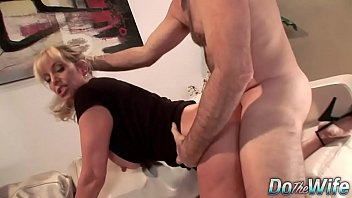 blonde afternoon milf long lusty loud all and fucks Upskirt con pantimedias de red