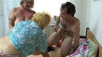 voyeur bbw granny Group boys show dick