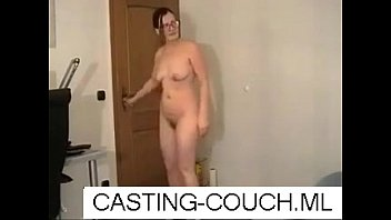 couch trick5 casting lesbian Mom and daughter stockings