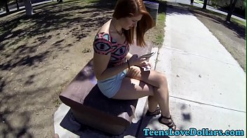 real teen poop Handjob with breast mom