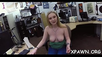 sexyy cabin shop Ashley swallows the security guards cum after a doggy style