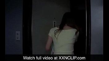 watching porn japanese stranger Black teen roughedup