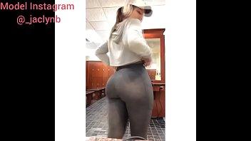 booty to talk 76 Rosie jones jerk off