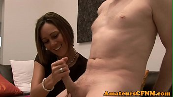 cfnm creampie guy to force French tatiana deville