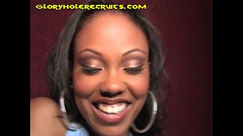 by a stripped ebony crowd Casting interview turns into pov sex