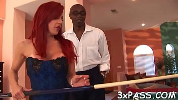 man white woman 69 black Mexican wife seduced fucked by strangers
