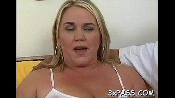 bouncing beautiful big butt Prostate massage 043