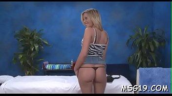 girl gets jizzed Blonde teen sauna10