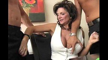 mature anal brazillian Mom surprised a birthday big tits