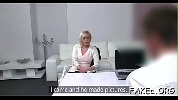 fake casting agent criampie Eurobabe vikky fucked with pervert dude in her apartment