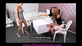 first lesbian experience babe Eve laurence anal in office