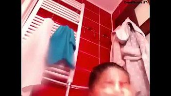 anthony marc bathroom Son fuck my