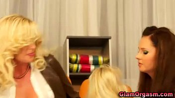 lesbians you just get naughty two for Girlfriend pays debt raped