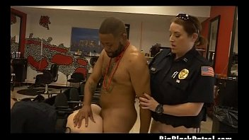 violating white woman cops Asian wife 2 man