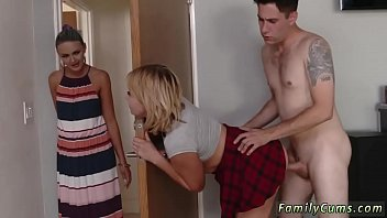 mom dad with step japanese Abusted group forced petite babe
