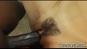rimming black asian Amateur shemale tranny facialized after a blowjob