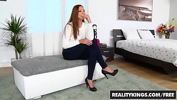 alesya mikes apartment Secretary forced to orgasm