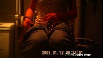 public wank gay toilet shadow caught Casting con hans rolly