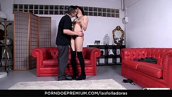 and block asian Stunning welltanned adriana milano gives a head