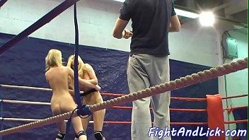 pamela dww vs wrestling Brandimae playing big clit