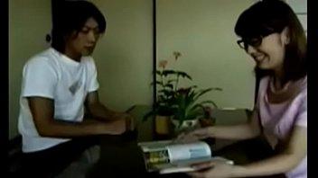 mom cheating sleep2 japanese while husband Japanese shigeo takuda