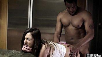 interracial elson audrey Xxx mp4 monster sex videos