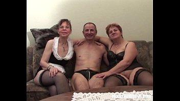 black granny threesome ffm6 Gay muscle butt